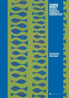 Cooper Hewitt Fish+�design Patterns Journal By Cooper Hewitt (COR)